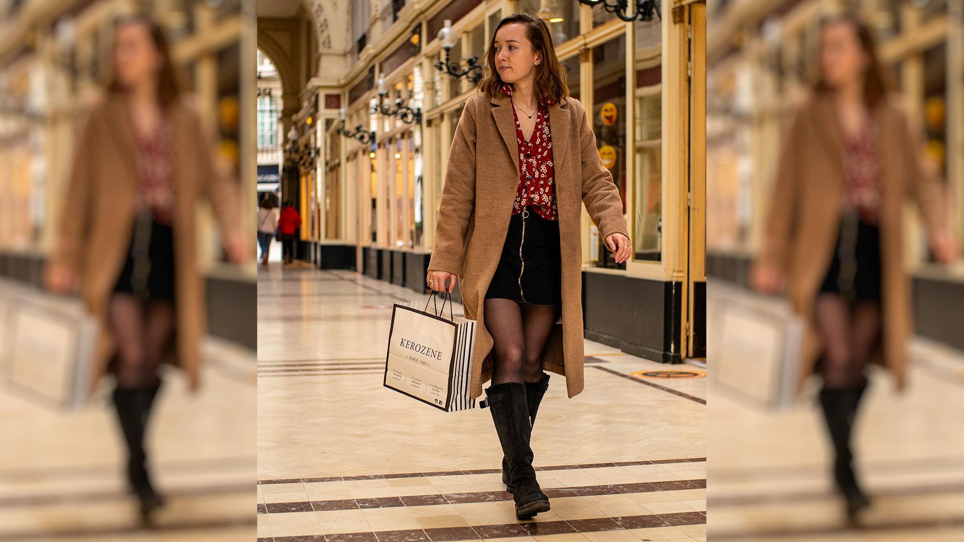 Pack-e boutique carrier bag